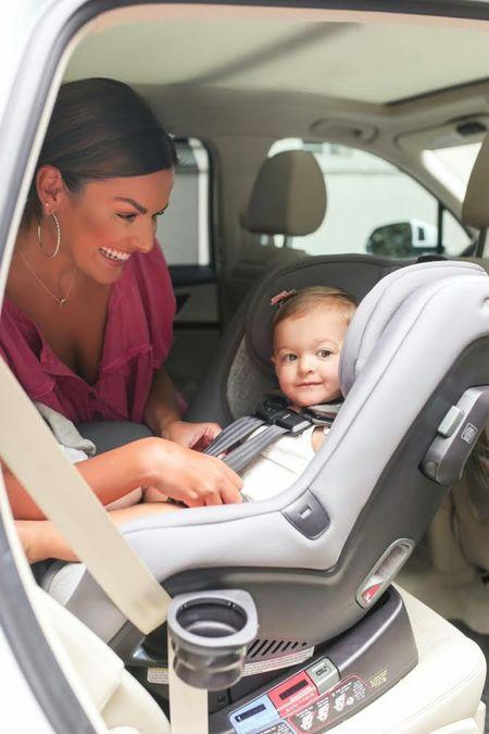 Harper in her big girl car seat! We love our Nuna Rava! @liketoknow.it http://liketk.it/3kiqI #liketkit #LTKfamily #LTKbaby