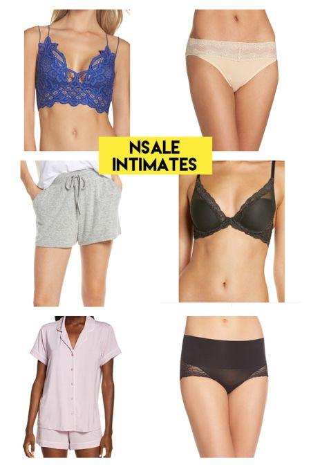 NSALE INTIMATES My favorite bra from Natori. Sexy, comfortable, and supports. Matching underwear from natori  Spanx underwear.   Favorite bralette.    http://liketk.it/3jzhK #liketkit @liketoknow.it #nsale