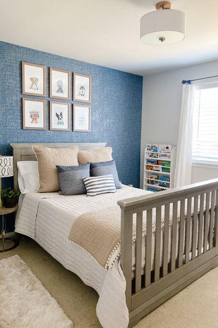 Big boys get big boy beds! 💙 http://liketk.it/37fpb #liketkit #LTKfamily #LTKhome #LTKkids @liketoknow.it @liketoknow.it.home