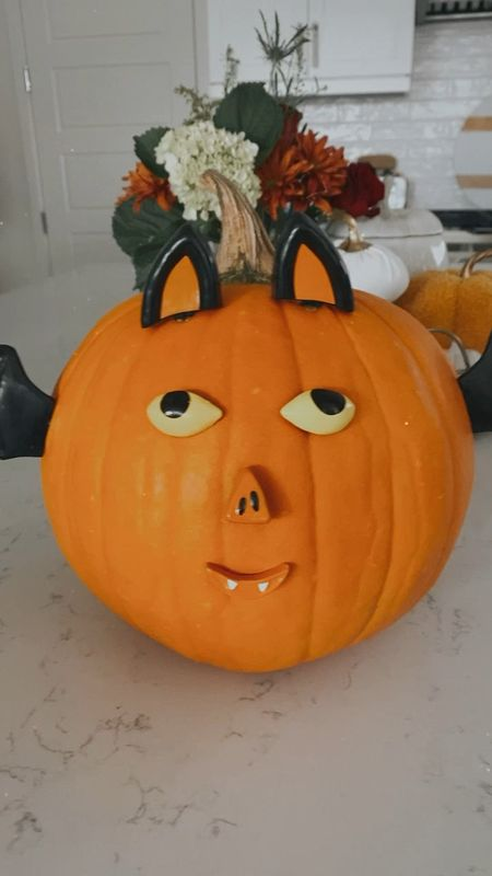 Easy way to decorate pumpkins with no mess or cleanup! Only $4   #LTKunder50 #LTKHoliday #LTKSeasonal