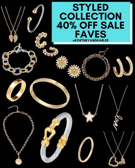 Styled Collection 40% off sale! Use the code: LTK40  Look for less blanket | inspired blanket | Blanket sale | The Styled Collection Sale | The styled collection jewelry | the styled collection blanket | the styled collection look for less jewelry | look for less earrings | look for less ring | look for less bracelet | the styled collection bracelet | LTK Early Gifting Sale | LTK Fall Sale | LTK Winter Sale | Kortney and Karlee | #kortneyandkarlee #LTKunder50 #LTKunder100 #LTKsalealert #LTKstyletip #LTKshoecrush #LTKSeasonal #LTKtravel #LTKswim #LTKbeauty #LTKhome #LTKGifts #LTKHoliday #LTKSale @liketoknow.it #liketkit