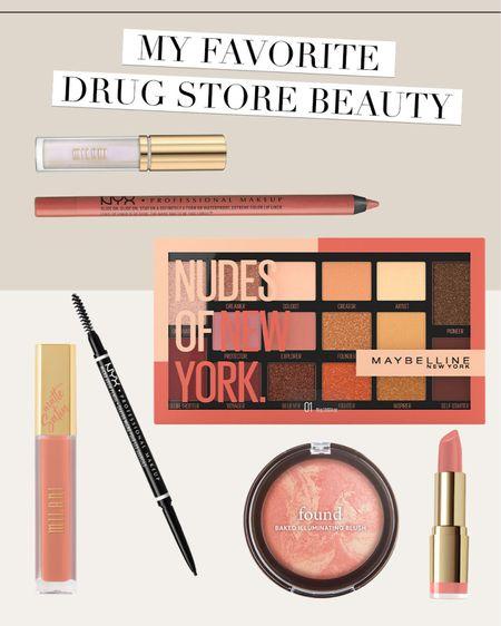 Favorite drugstore beauty #makeup  #LTKbeauty