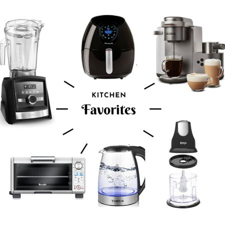 I love clear countertops but these are appliances I just can't live without.    #kitchen #musthaves #organizedkitchen    http://liketk.it/3bWXn #liketkit @liketoknow.it