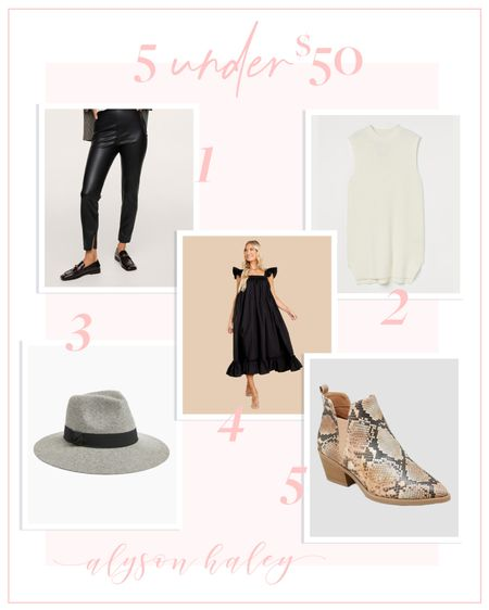 Fall items for under $50, under fifty dollars and perfect for Fall   #LTKunder50 #LTKSeasonal #LTKstyletip