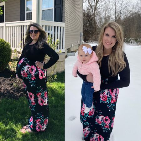 Nine months in and nine months out! Love this bump-friendly Amazon find! #LTKbump #LTKbaby #LTKstyletip @liketoknow.it.family @liketoknow.it.home http://liketk.it/38k0A #liketkit @liketoknow.it