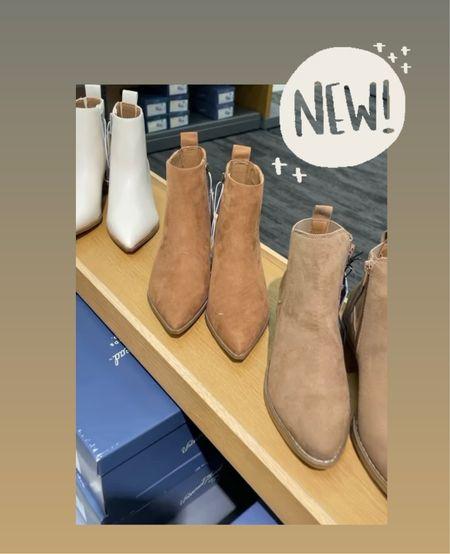 Boots, Booties, Target boots, Target finds, Target shoes  #LTKunder50 #LTKshoecrush #LTKstyletip
