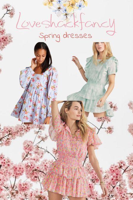 Spring dresses  loveshackfancy   #LTKSpringSale #LTKwedding #LTKstyletip