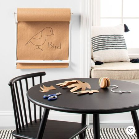 I'm buying this paper roll for my son who loves to draw. Would be cute styled multiple ways. Perfect for a pantry, kitchen or living area.    #LTKGiftGuide #LTKhome #LTKsalealert