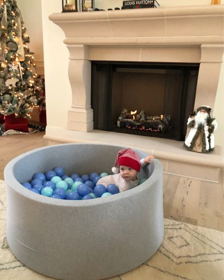 This is a better picture of the ball pot. Great Christmas gift for a 6 month old and up. My little guy started sitting up in this comfortably (without the balls) bc he wouldn't hit his head. Very soft. Loves it with the balls now that he is 10 months. #christmasgift http://liketk.it/32BPw #liketkit @liketoknow.it #LTKbaby #LTKbump #LTKfamily @liketoknow.it.family @liketoknow.it.home Screenshot this pic to get shoppable product details with the LIKEtoKNOW.it shopping app Screenshot this pic to get shoppable product details with the LIKEtoKNOW.it shopping app
