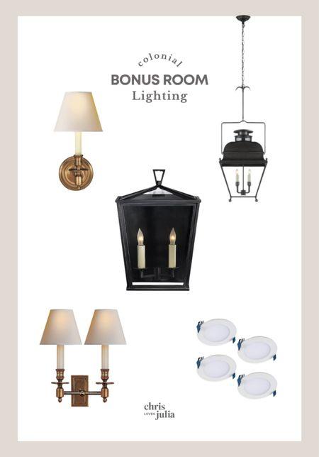 Lighting, Lanterns, Wall Sconce, Ceiling Light, Pendant, Recessed Lightening   #LTKhome