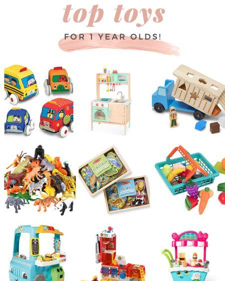 Jackson's most used toys! One year old toy ideas! http://liketk.it/3djsR #liketkit @liketoknow.it #LTKfamily #LTKkids
