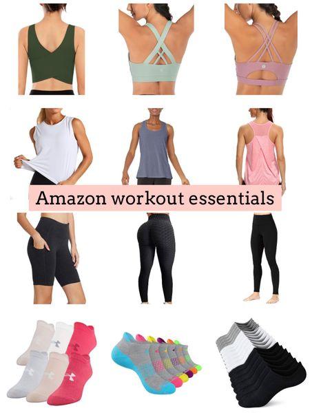 Workout. Amazon fashion   #LTKunder50 #LTKfit #LTKstyletip