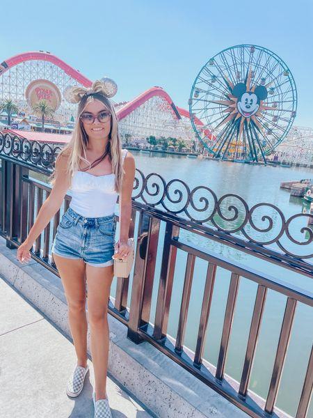 Disney day ✨#disneylooks #disneyoutfits  #LTKtravel #LTKstyletip