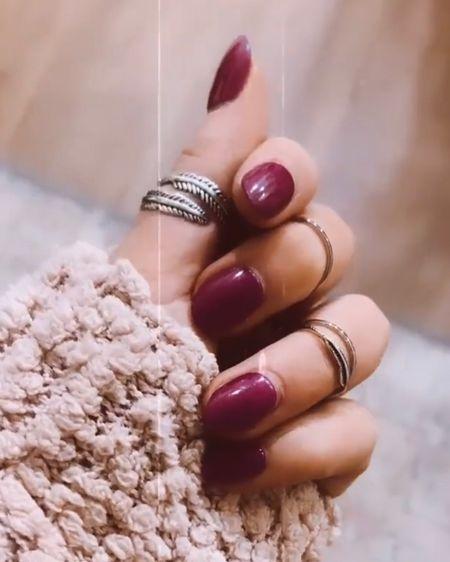 Affordable Dainty rings for women! So Boho and cute link to nails is in my IG bio😍 http://liketk.it/3biKA #liketkit @liketoknow.it #LTKbeauty #LTKsalealert #LTKstyletip