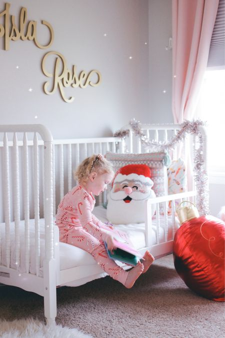 Home for the Holidays ✨ Spreading Christmas cheer with Isla'a festive home decor  http://liketk.it/33ZYY #liketkit @liketoknow.it #LTKkids #LTKfamily #LTKhome @liketoknow.it.family @liketoknow.it.home #target #crateandkids #kidsrooms #nurseryinspo