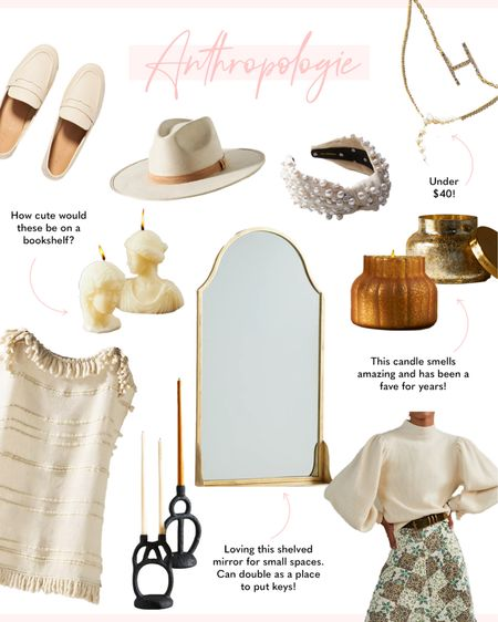 Anthropologie finds for Fall, accessories for Fall, cozy hone decor for cooler weather   #LTKeurope #LTKSeasonal #LTKhome