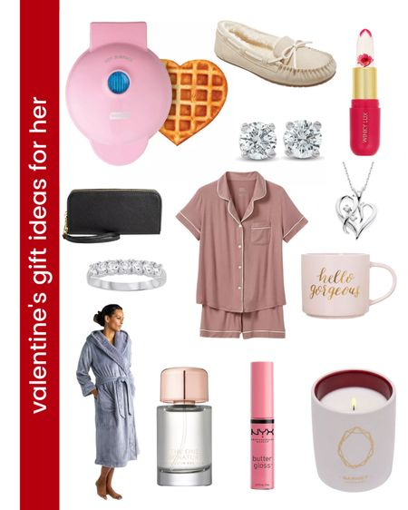 Looking for some Valentine's Day gift ideas? We have rounded up great gifts that will surely bring a smile to her face!  #LTKSeasonal #LTKunder100