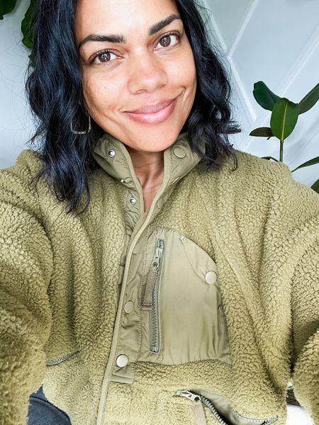 One of my favorite fleece jackets!   #LTKstyletip #LTKSeasonal