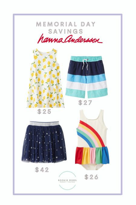 Up to 50% off site at Hanna Anderson this Memorial Day weekend    http://liketk.it/3gqiP #liketkit @liketoknow.it #LTKsalealert #LTKunder50 #LTKkids @liketoknow.it.family Shop your screenshot of this pic with the LIKEtoKNOW.it shopping app