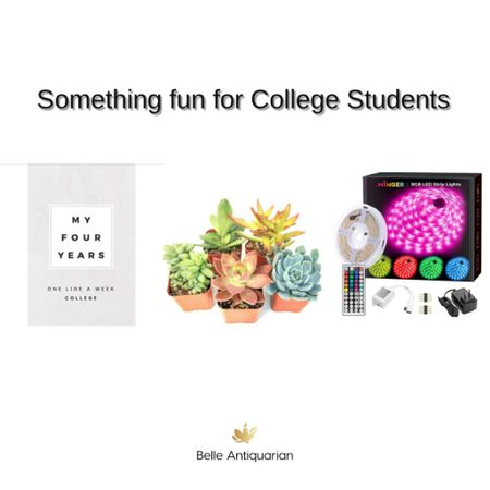 """Today on my blog I'm sharing my formula for putting together a great care package for college students. Here are some idea for the """"Something fun"""" category!  #LTKhome #LTKfamily #LTKbacktoschool"""