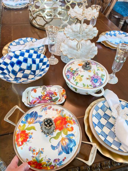 MacKenzie-Childs favorites barn sale courtly Check flower market   #LTKstyletip #LTKsalealert #LTKhome