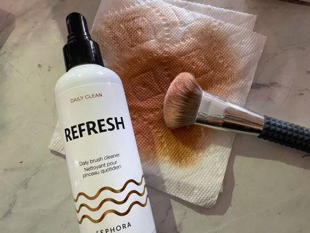 Sephora sale picks Brush cleaner  #LTKbeauty