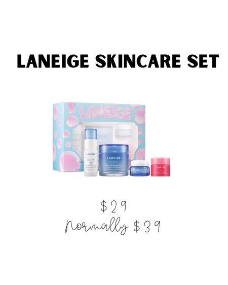 Skincare, skincare set, lip mask, face mask, laneige lip mask, Sephora finds, Sephora sale. #LTKbeauty #LTKSeasonal #LTKsalealert #liketkit @liketoknow.it http://liketk.it/38Uan