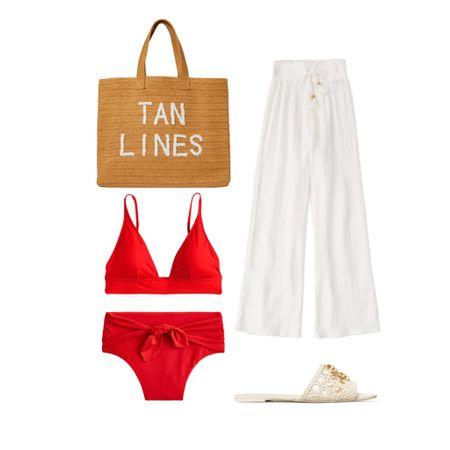 Love these swim pieces for pool or beachside     #LTKstyletip #LTKtravel #LTKswim