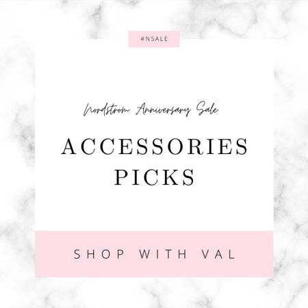 Below are my top accessories picks from the Nordstrom anniversary sale including versatile handbags and jewelry you can enjoy day to night and work to weekend, all year round!  #LTKitbag #LTKsalealert