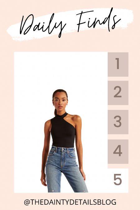 Daily finds: love this asymmetrical top!   #LTKstyletip #LTKunder50 #LTKunder100