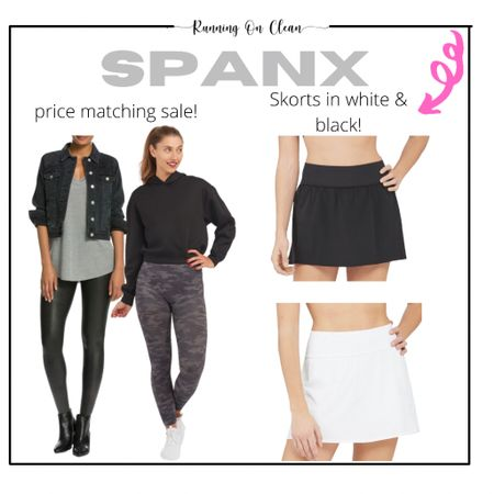 Spanx price matched items in stock!    #LTKstyletip #LTKsalealert #LTKfit