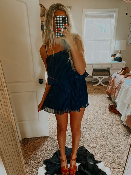 night out romper or wedding guest outfit! 🦋 #LTKDay #LTKfit #LTKitbag http://liketk.it/3gNzX #liketkit @liketoknow.it Download the LIKEtoKNOW.it shopping app to shop this pic via screenshot