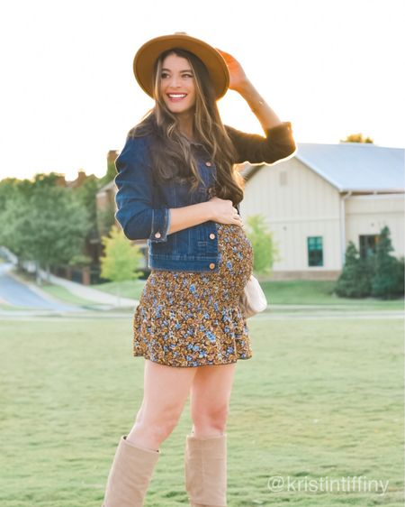 Sharing some of my favorite fall finds: fall dresses, fall hats, boots, fall jackets and you won't believe the price point for most of these things - under $30!! http://liketk.it/2XDox @liketoknow.it #liketkit #LTKbump #LTKshoecrush #LTKunder50 off the shoulder dress, target dress