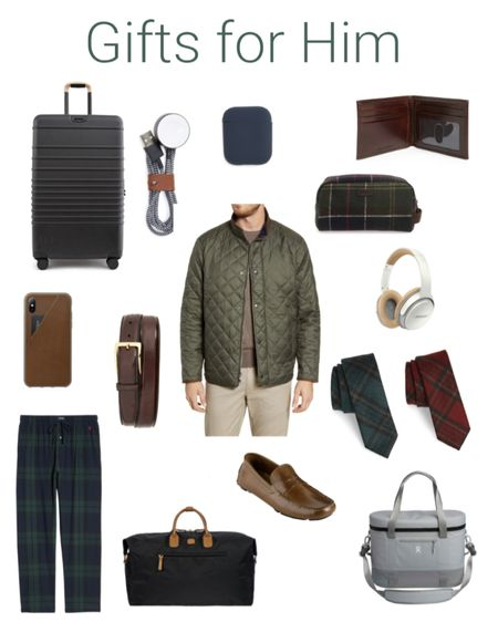 Gifts for him  Gifts for guys  Gifts for dad  Gifts for husband  Nordstrom coats  Nordstrom shirts  Men's loafers  Men's coats  Men's pajama pants  Men's tech accessories  Men's wallet  Men's travel bag  Men's luggage  Men's phone case Leather phone case  Headphones  Travel bag  Weekender  Phone charger  Cooler   #LTKmens http://liketk.it/2HXhp #liketkit @liketoknow.it @liketoknow.it.family