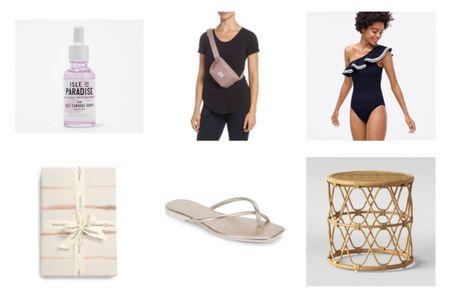 Daily Link Love #sandals #neutralduvet #crossbody #ruffleswimsuit #selftanner #sidetable http://liketk.it/2SRZs #liketkit @liketoknow.it #LTKhome #LTKunder50 #LTKbeauty