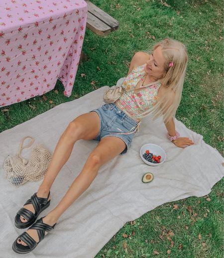 Picknick Outfit 💕  #LTKshoecrush #LTKstyletip #LTKunder50