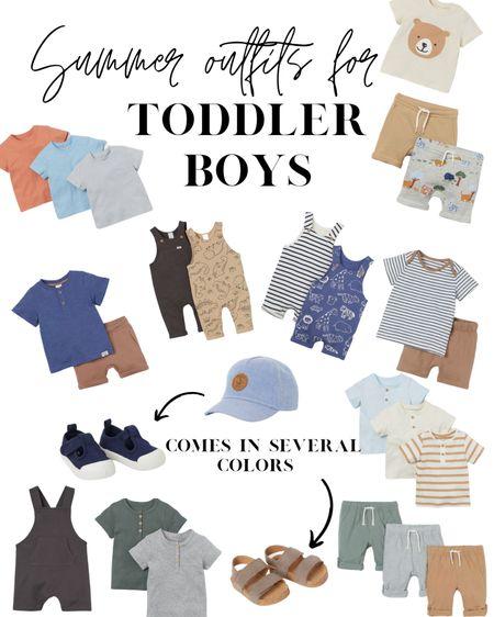 Toddler boys summer outfits @liketoknow.it #liketkit http://liketk.it/3co2E #LTKbaby #LTKSpringSale Shop my daily looks by following me on the LIKEtoKNOW.it shopping app #LTKkids