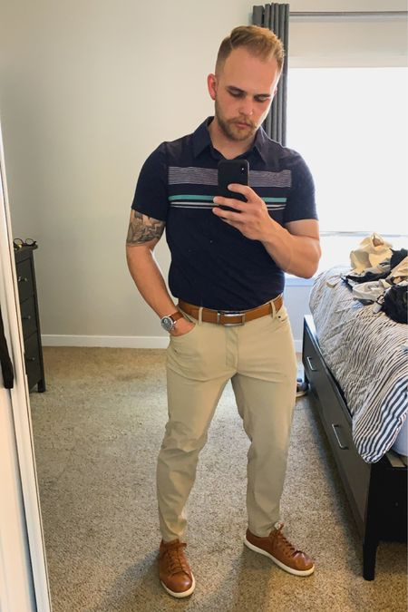 These polos are only $15 right now at target. I'm wearing size M and they fit like a glove! http://liketk.it/2PD41 #liketkit #LTKunder50 #LTKmens #LTKsalealert @liketoknow.it