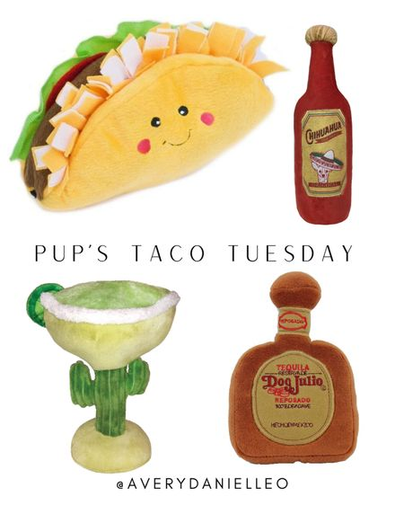 Don't leave your pup out on #tacotuesday!!!