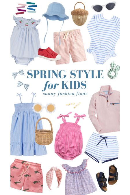 Spring style for kids! Shop all my spring fashion favorites for little ones at KatieConsiders.com @liketoknow.it #liketkit http://liketk.it/3cQQh