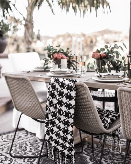 Sharing my 6 TIPS for summer entertaining on my ig stories today.  Also sharing details on all these stunning pieces from @mackenziechilds.    To get the links for my home decor...go to my Instagram stories & swipe up. You can also go to www.Stylin.me #ad #mackenziechilds #liketkit @liketoknow.it http://liketk.it/3ieWc