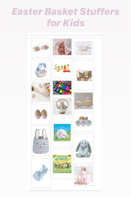 I rounded up some items I purchased for Charlotte's Easter basket and a few other items I LOVED as well! The Baskets from Pottery Barn are such good quality and hold A LOT!! I also linked a few items from one of my favorite shops EVER  (how cute are those bunnie pjs!?) 🐰🐣 http://liketk.it/2Luse #liketkit @liketoknow.it #LTKsalealert #LTKspring #LTKbaby @liketoknow.it.family #Easter #kidseaster