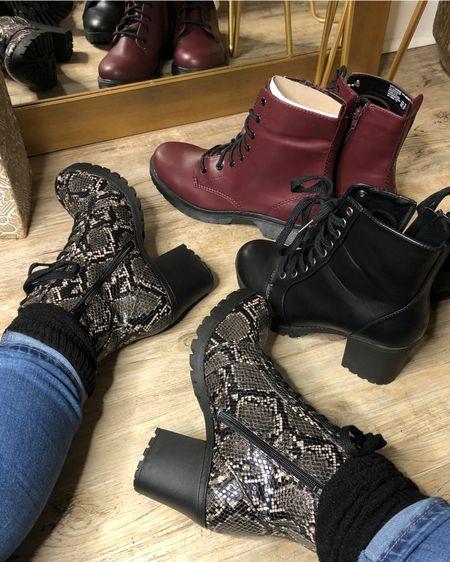 Loving my cute finds from @Walmart Super cute Fall #Boots!! #LTKstyletip #LTKsalealert Download the LIKEtoKNOW.it shopping app to shop this pic via screenshot http://liketk.it/2ZIXN #liketkit @liketoknow.it #bloggerstyle #fashionblogger