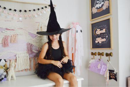 Halloween decor, pink Halloween decor, Halloween diy, Halloween costume, baby girl nursery  #LTKbaby #LTKkids #LTKfamily