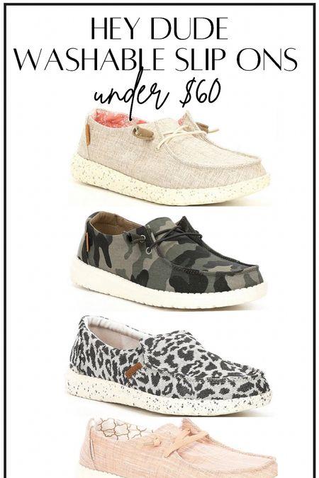 Hey Dude shoes #thedailydupes  #LTKunder100 #LTKsalealert #LTKshoecrush