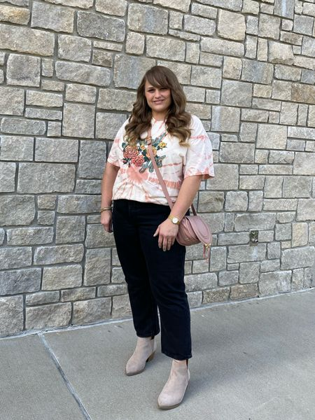 My favorite cropped flare jeans!