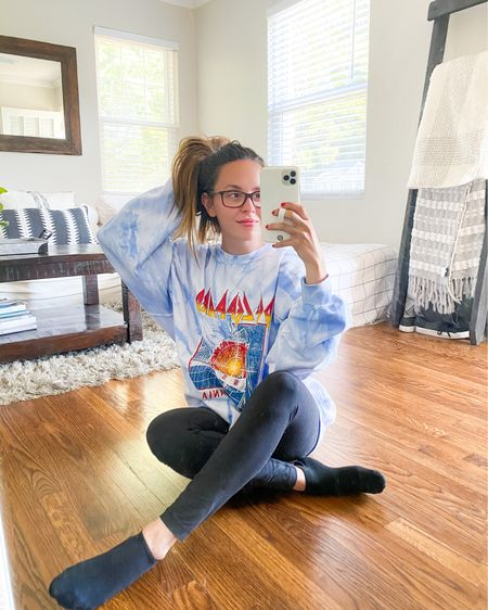 Life update: I had a chat with my wedding planner, Emily at @awgevents and things are looking good! (If you're looking for a planner, she's the BEST.) Also, I've been living in this sweatshirt since I got it. It has not left my body. I will be passing it on to my children. That is all. 😂 http://liketk.it/2QLp1 #liketkit @liketoknow.it