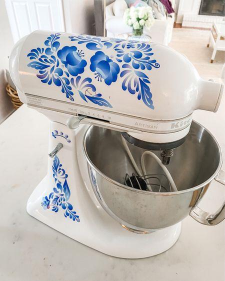 Kitchen aid got an upgrade 💙🎉 http://liketk.it/3jcrC #liketkit @liketoknow.it #LTKhome