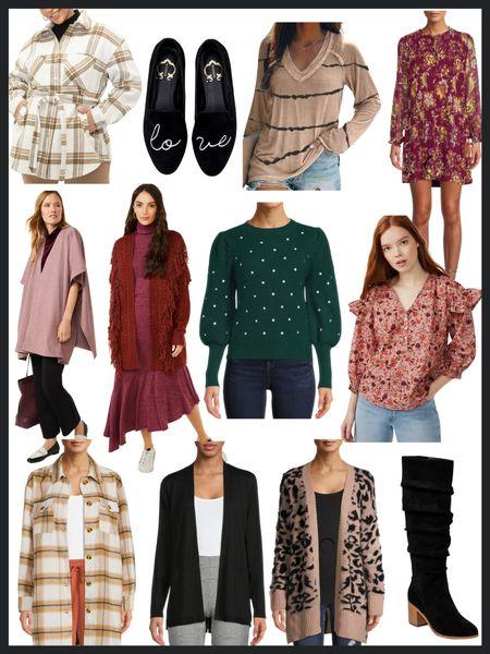 Walmart finds - my favorite recent fashion finds!   Which is your fave?       Walmart finds , fall fashion , fall outfits , cardigans , shacket , sweater , puff sleeve , boots , Walmart fashion , work wear , teacher outfits #ltkshoecrush #ltkstyletip , #ltkholiday   #LTKworkwear #LTKunder50 #LTKSeasonal