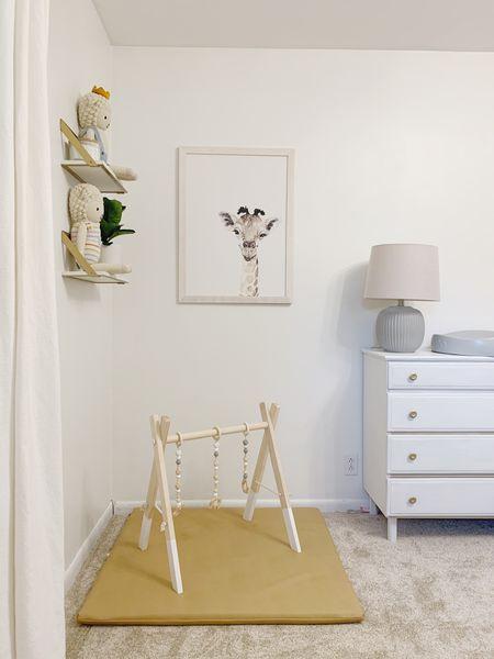 Nursery design, kids bedroom http://liketk.it/3hdrN #liketkit @liketoknow.it #LTKbaby #LTKhome #LTKkids @liketoknow.it.home